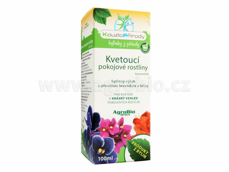 KP Kvetoucí pokojové rostliny 100 ml