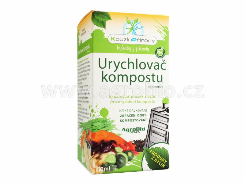 KP Urychlovač kompostu koncentrát 50ml