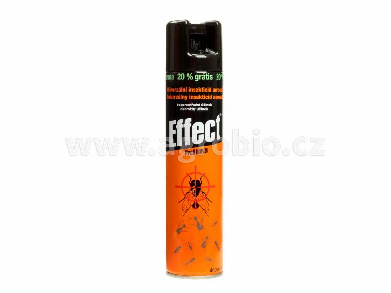 Effect Univerzální insekticid aerosol 400 ml