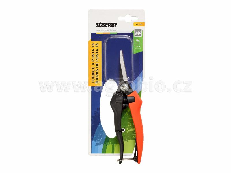 Nůžky sklizňové - Stocker 18cm