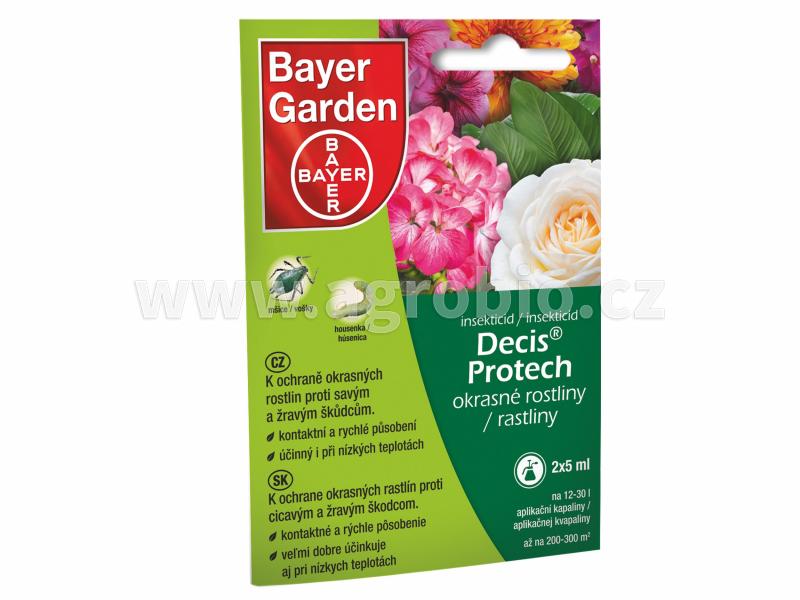 Decis Protech Okrasné rostliny 2x5ml