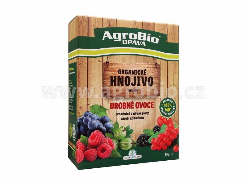 TRUMF Organické hnojivo Drobné ovoce