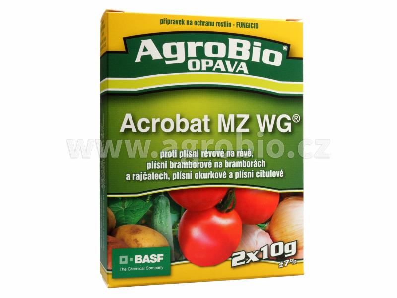 Acrobat MZ WG 2x10g
