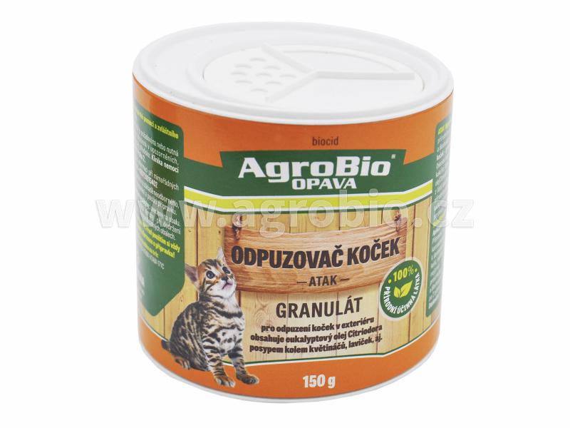 ATAK Odpuzovač koček_granulat_150g