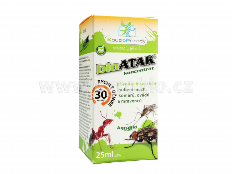 KP bioATAK koncentrat 25ml