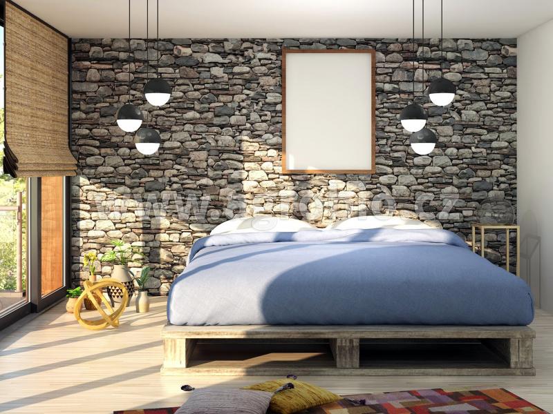 Ložnice-aplikace na madraci, koberec, aj.