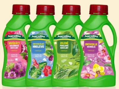 NOVINKA: FANTAZIE - nová kapalná hnojiva