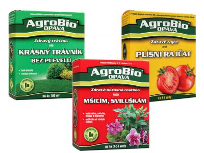 Nové přípravky v ochraně rostlin!