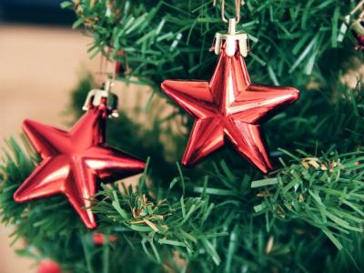 Provozní doba před a během Vánoc