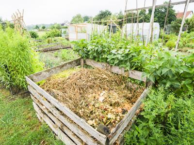 Připravte si kvalitní kompost!