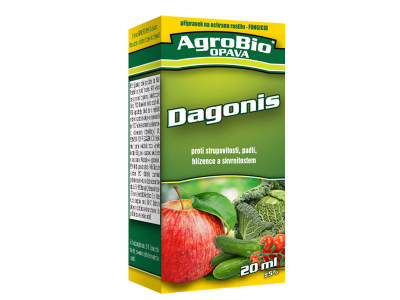 NOVINKA: DAGONIS